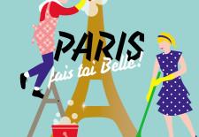 PARIS Fais toi belle se prépare