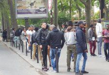 Signer la pétition «Les femmes, une espèce en voie de disparition au coeur de Paris» La chapelle / Pajol?